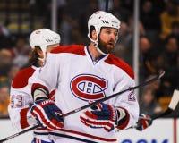 Paul Mara, Montreal Canadiens Stock Image