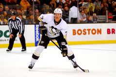 Paul Martin Pittsburgh Penguins Stock Image