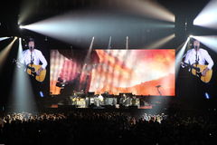 Paul McCartney Concert O2 London Royalty Free Stock Photo