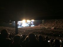 Paul McCartney konsert Arkivbild