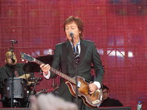 Paul McCartney levend in Wenen 2013