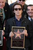 Paul McCartney Star on The Hollywood Walk Of Fame Ceremony, Hollywood, CA 02-09-12 Stock Photos