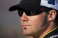 Paul Menard at the Shelby 427 Royalty Free Stock Photo