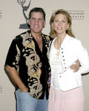 Lindsay Wagner,Michael Glaser Stock Photo