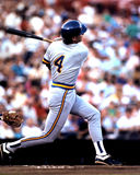 Paul Molitor, Milwaukee Brewers. Royalty Free Stock Photography