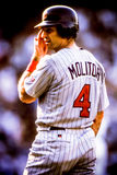 Paul Molitor Minnesota Twins Arkivbild