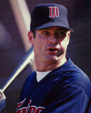 Paul Molitor, Minnesota Twins Royalty-vrije Stock Fotografie