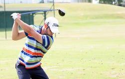 Paul que acautela-se (inglês) no francês do golfe abre 2009 Imagens de Stock Royalty Free