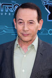 Paul Reubens obtient à Disney XD   Photographie stock libre de droits