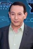 Paul Reubens obtient à Disney XD   Photographie stock libre de droits