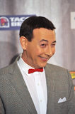 Paul Reubens, Pee-wee Herman. Paul Reubens, aka Pee Wee Herman, winner of the Visionary Award at the 2011 Spike TV Scream Awards at Universal Studios, Hollywood Royalty Free Stock Photography