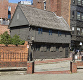 Paul Revere House Lizenzfreies Stockbild