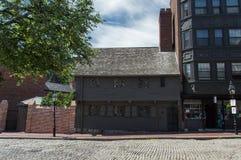 Paul Revere House Στοκ Εικόνες