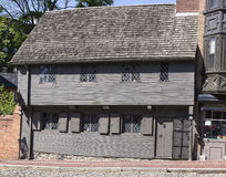 Paul Revere House Royalty Free Stock Image