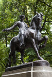 Paul Revere Monument Royalty Free Stock Images