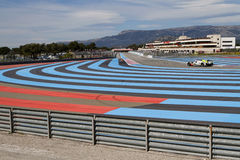 Paul Ricard High Tech Test Track Royalty Free Stock Photos