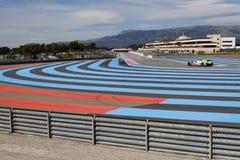 Paul Ricard High Tech Test Track Royalty Free Stock Photos