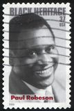 Paul Robeson Royalty Free Stock Image