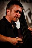 Paul Roges Trio on Jazz Koktebel Festival 2010 Stock Image