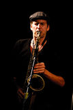 Paul Roges Trio on Jazz Koktebel Festival 2010 Royalty Free Stock Photos
