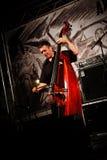 Paul Roges Trio on Jazz Koktebel Festival 2010 Stock Images