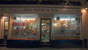 Paul Rothe & filho Foto de Stock Royalty Free