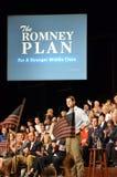 Paul Ryan Rally στις ειδήσεις Newport, Βιρτζίνια Στοκ Εικόνες