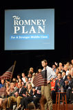 Paul Ryan Rally in Newport News, Virginia Stock Images