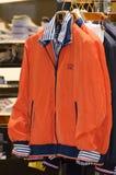 Paul & Shark jackets Royalty Free Stock Image