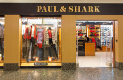 Paul & Shark Shop Royalty Free Stock Photo