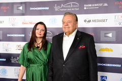 Paul Sorvino stockbild