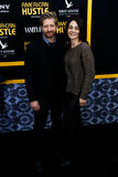 Paul Sparks, Annie Parisse Stock Photography