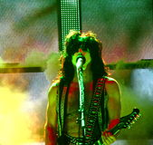Paul Stanley Royalty Free Stock Image