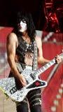 Paul Stanley Kiss Tour Royaltyfria Bilder
