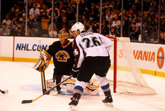 Paul Stastny Colorado Avalanche Royalty Free Stock Images