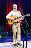Paul Stookey Laughing Royalty Free Stock Images