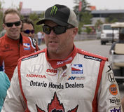 Paul Tracy Royalty Free Stock Photo