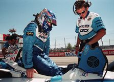 Paul Tracy Stock Photos