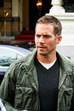 Paul Walker Stock Photo