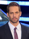Paul Walker. Arriving for the 'Fast And Furious 6' Premiere, at Empire Leicester Square, London. 07/05/2013 Picture by: Alexandra Glen / Featureflash Royalty Free Stock Photography