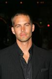 Paul Walker. At the Premiere of 'Into The Blue'. Mann Village, Westwood, CA. 09-21-05 stock photo