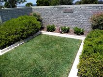 Paul Walkers Grave Site chez Forest Lawn Cemetery dans Hollywood Hills Image stock