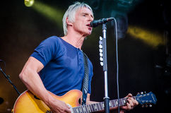 Paul Weller Arkivbilder