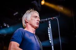 Paul Weller Fotografía de archivo