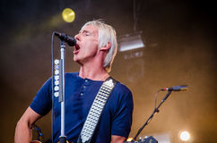 Paul Weller Royalty Free Stock Photography