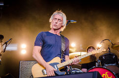 Paul Weller Stock Image