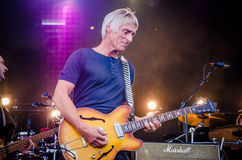Paul Weller Royalty Free Stock Photos