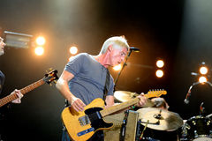 Paul Weller (English singer, songwriter and musician) performs at FIB Stock Images