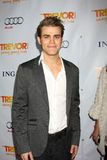 Paul Wesley Royalty Free Stock Photos