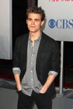 Paul Wesley Stock Photo